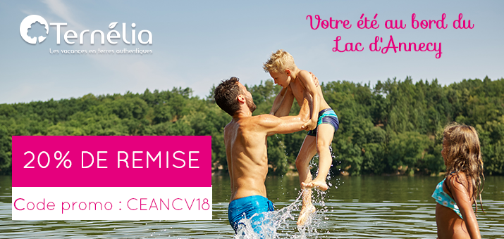 Offre ANCV Annecy