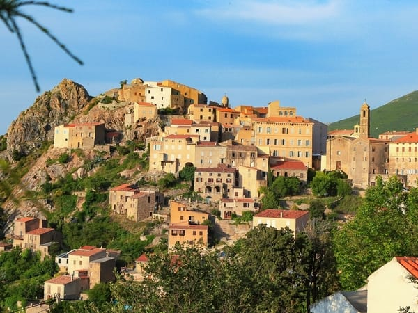 Villages vacances corse