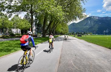 vélo a annecy