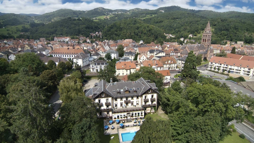 Le Grand Hotel Holiday Villages By The Countryside Haut Rhin